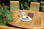 teak furniture for the outdoors